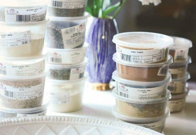 Ever wonder how to stock your spice rack without breaking the bank? Dash of Herbs tells you how!