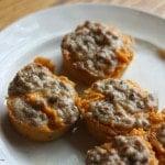 Sweet Potato Casserole Muffins