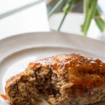 Sweet and Spicy Mini Meatloaves