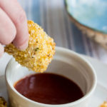Oven Baked Crispy Panko Chicken Nuggets