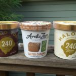 The Journey:  Halo Top vs. Arctic Zero Ice Cream