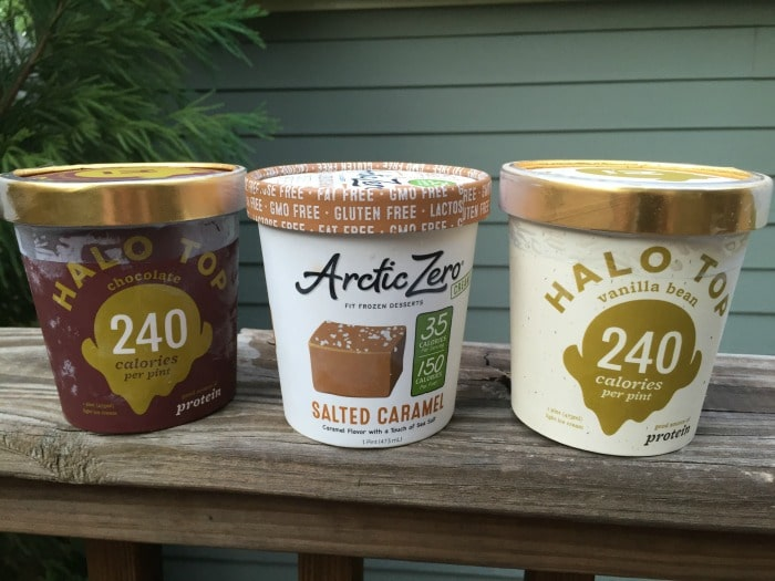The Journey Series: Halo Top vs. Arctic Zero