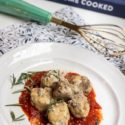 Veal Meatballs from Home Cooked