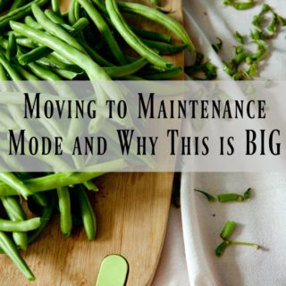 Moving to Maintenance Mode and Why This is BIG