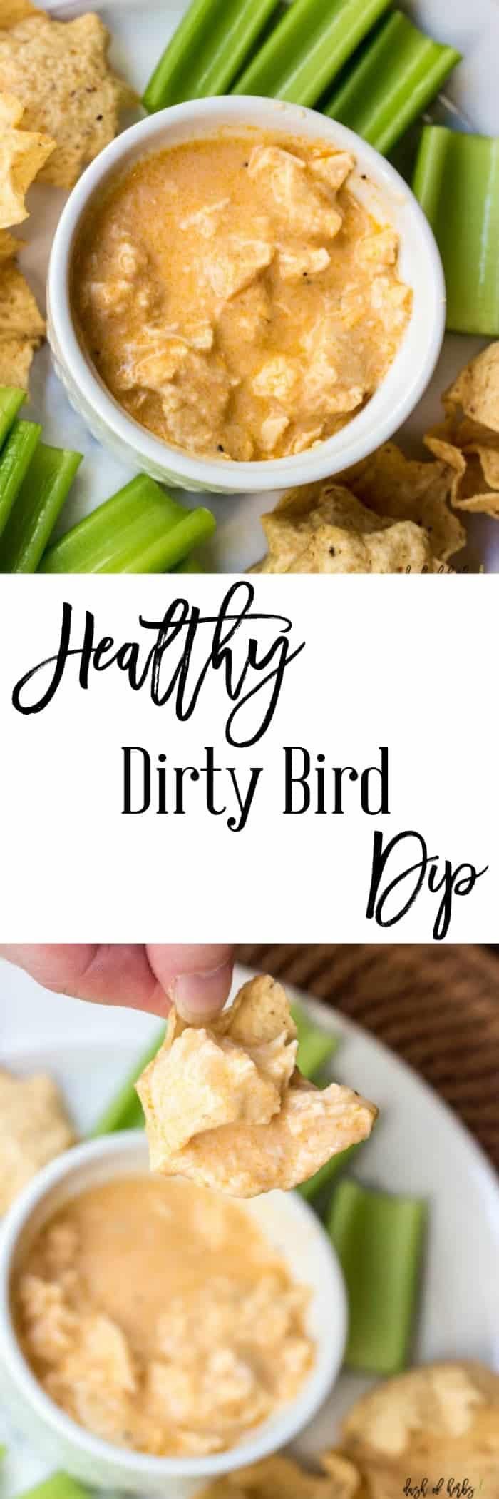 Healthy Dirty Bird Dip