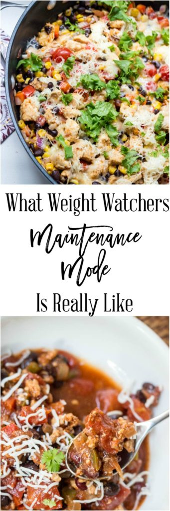 What Weight Watchers Maintenance Mode Is Really Like