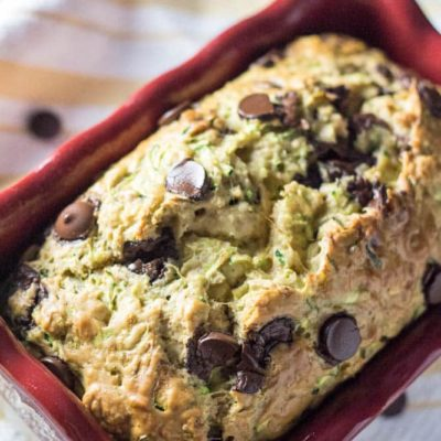 Chocolate-Chip Zucchini Bread