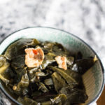 One Pot Southern Collard Greens