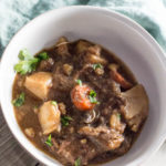 Slow Cooker Easy Beef Stew