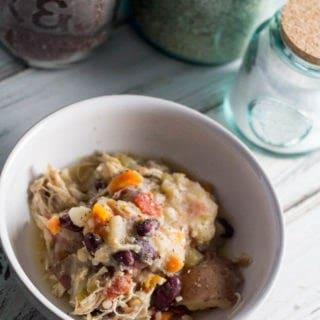 Instant Pot Protein Packed Chicken Stew