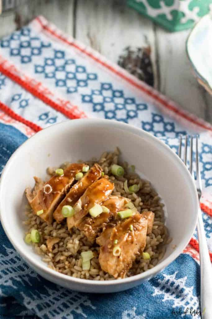 Kid-Friendly Baked Sweet and Sour Chicken