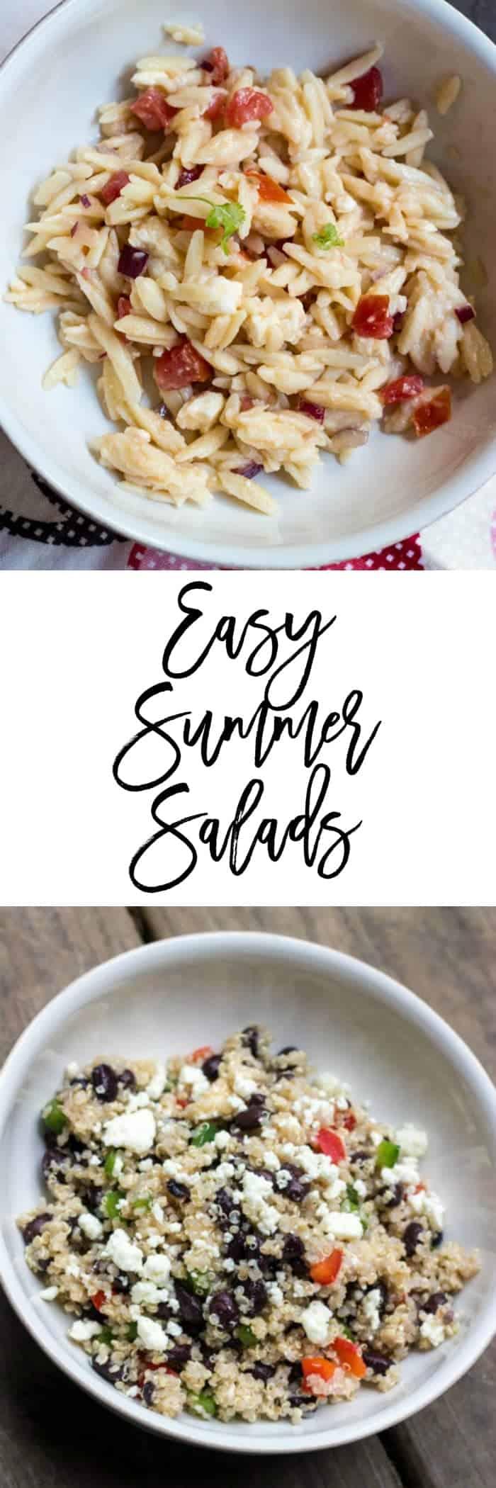 Easy Summer Salads
