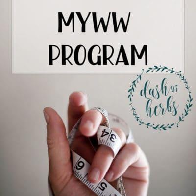 The New MyWW Program